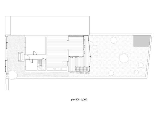 Fortes contraintes - Extension bois Nicola Spinetto Architecte