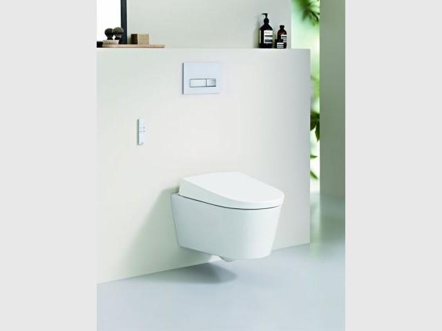Foire aux questions autour des WC lavants - Geberit