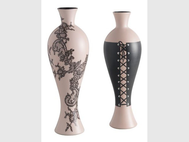 Fragrance vase Chantal Thomass