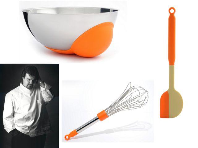 Des accessoires pour la pâtisserie par Pierre Hermé - Chefs de cuisine