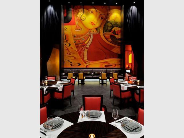 Restaurant indien JW Marriott Marquis Dubaï