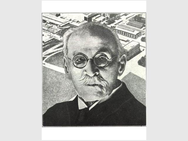 Et Walton créa le linoleum - Saga Linoleum