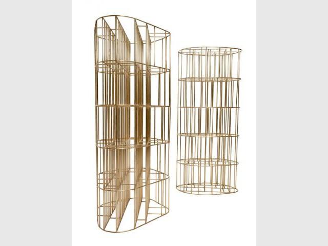 Golden cage  - Ceccotti Collezioni