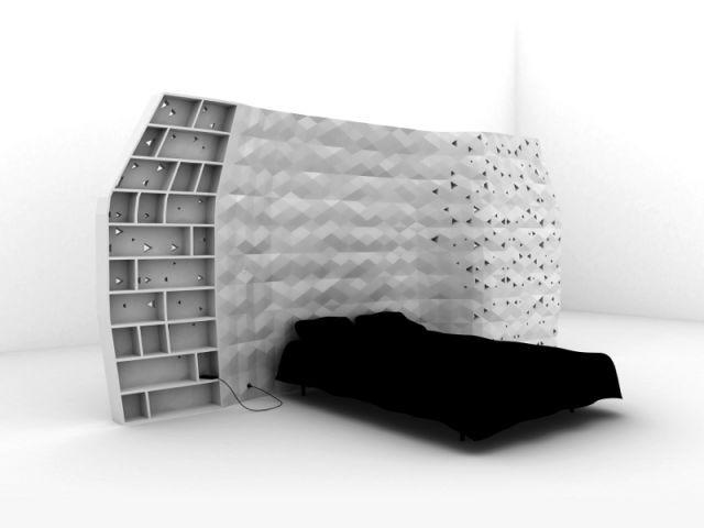 La Carte Blanche Habitat imprimé de François Brument - VIA aides à projet 2013