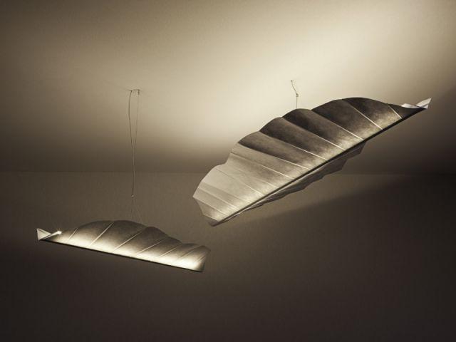 Luminaire Plume de Bold Design - VIA aides à projet 2013