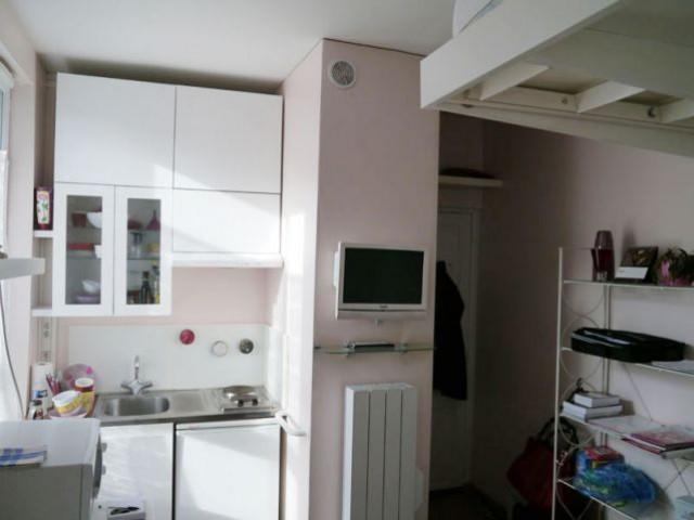 Studio Rueil côté cuisine