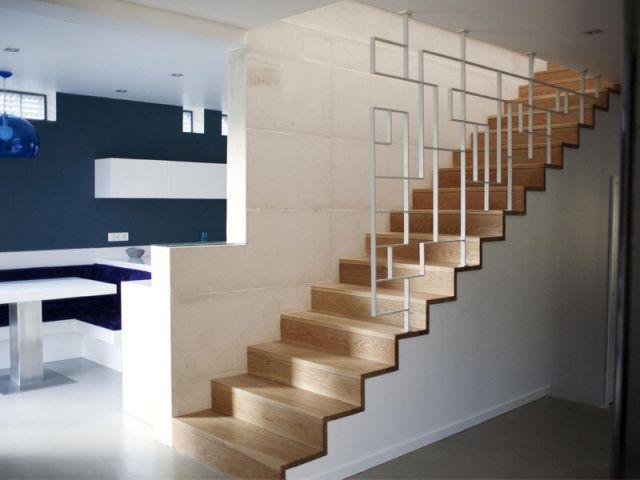 Espaces ouverts - Reportage maison Sophie Nicolas Architecte