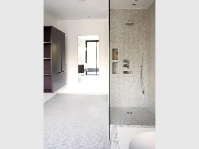Salle de bains - Reportage maison Sophie Nicolas Architecte