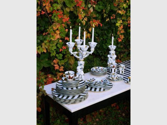 Accessoires de décoration de table - Arts de la table Lacroix