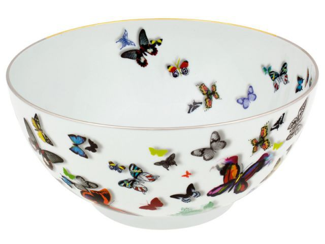 Saladier Butterfly Parade - Arts de la table Lacroix