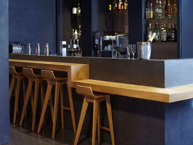 Le bar - Hôtel Val Thorens - ID.Associés