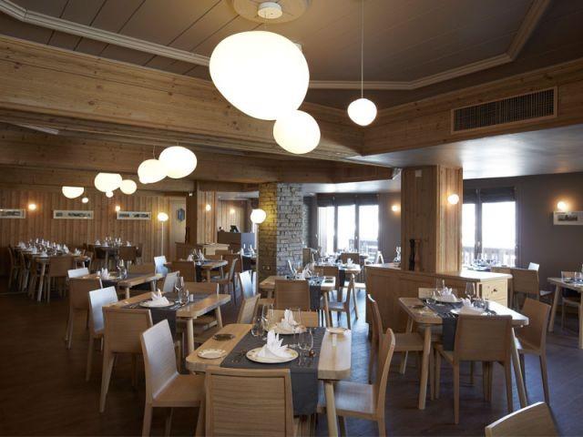 Le restaurant - Hôtel Val Thorens - ID.Associés
