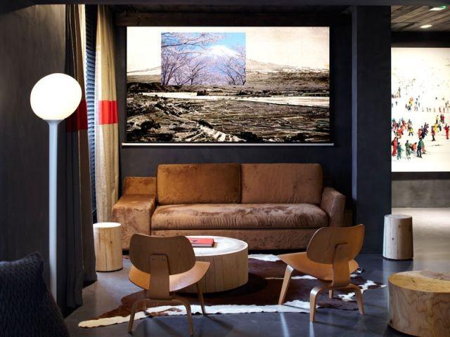 Espace détente - Hôtel Val Thorens - ID.Associés