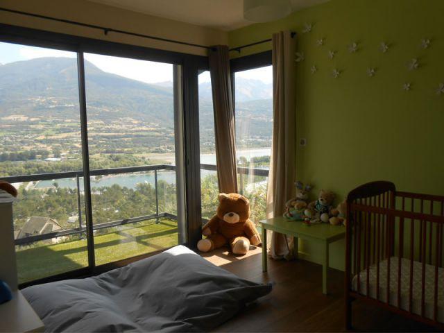 Chambre enfant - Maison Alpes du Sud