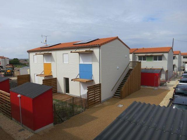 Maisons BBC Effinergie à Sémussac