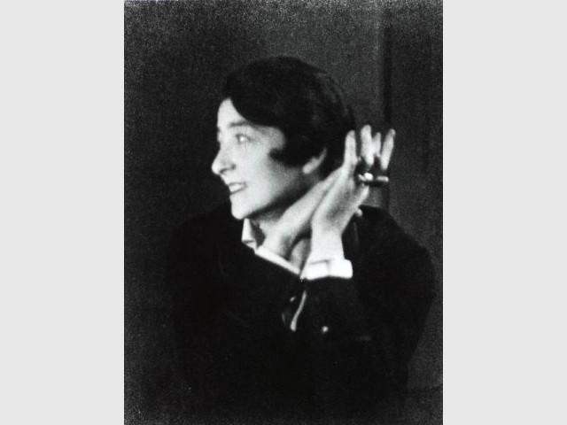Portrait d'Eileen Gray