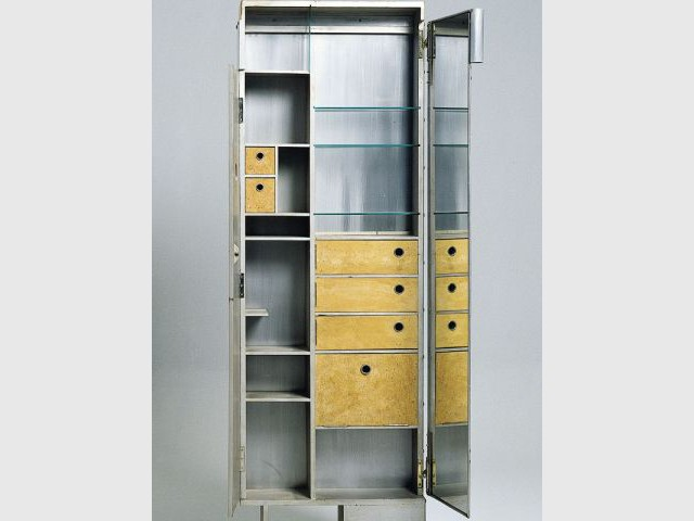 Coiffeuse-paravent - Eileen Gray
