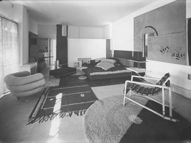 Villa E 1027 - Eileen Gray, Jean Badovici