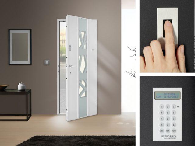 Les options pour les portes blindées - Porte blindée