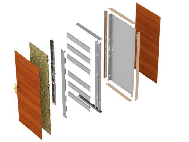 Ce qui définit une porte blindée - Porte blindée