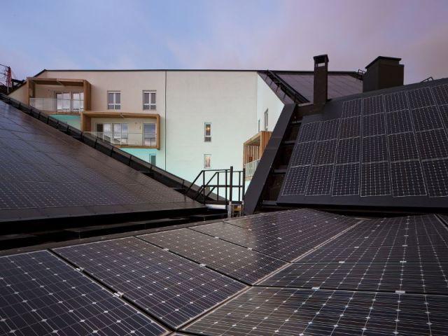 Centrale solaire photovoltaïque - cardinet-quintessence