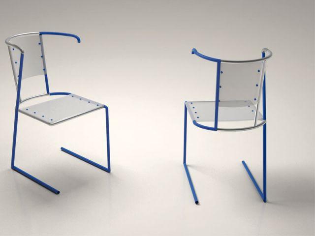 Chaise LS - Le Printemps