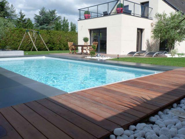 Photo après piscine cardinal jardin Olivier Deniel