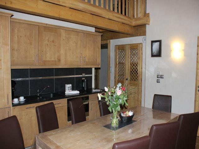 L'intérieur des appartements  - Chalet mgm à Chatel