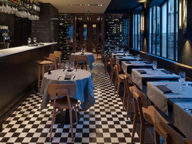 Restaurant bistronomique : la Régalade - hotel de nell