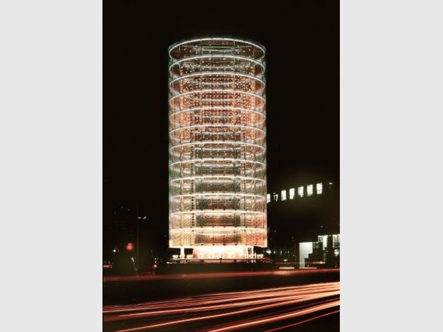 Tower of Winds - toyo ito
