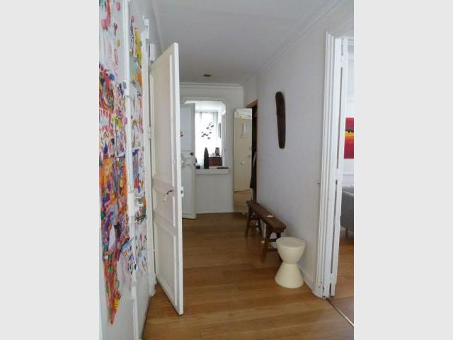 Couloir entrée