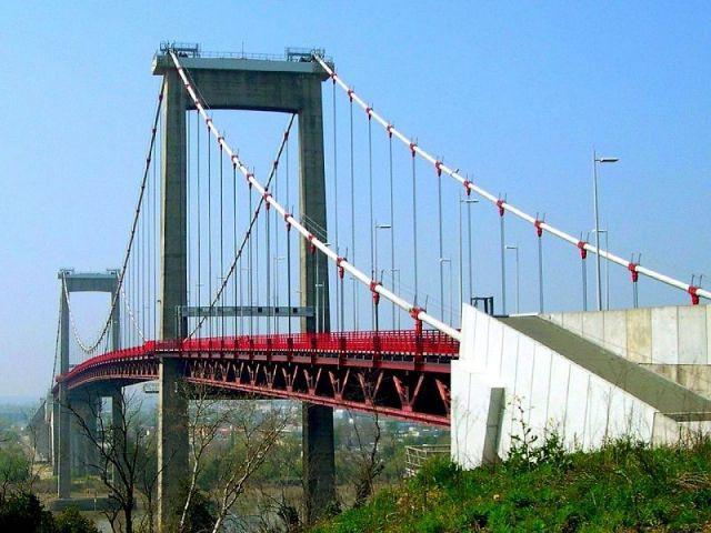 Pont d'Aquitaine (1967) - Pont d'Aquitaine