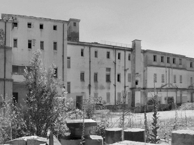 Ancienne façade - Campus Saint-Charles