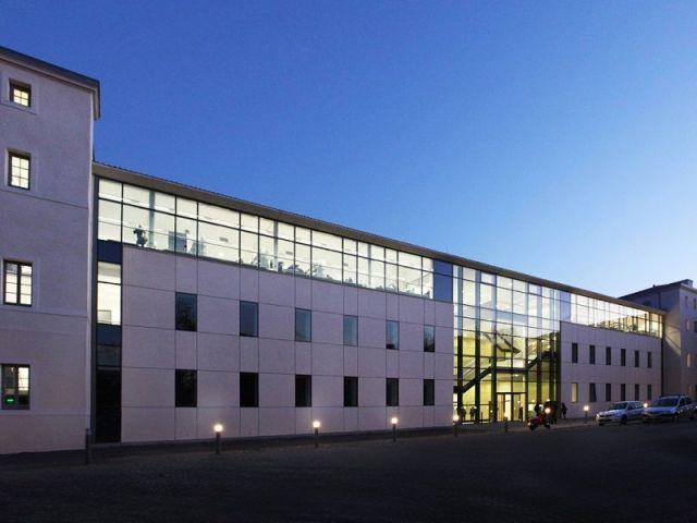 Nouvel accueil - Campus Saint-Charles
