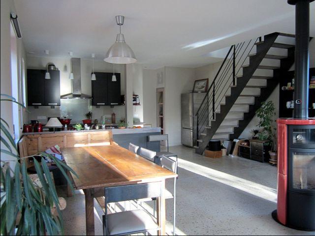 Un espace salle à manger - Concours Lafarge Artevia