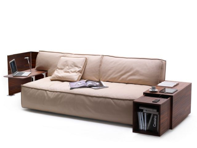 Le canapé MyWorld de Philippe Starck pour Cassina - Milan 2013