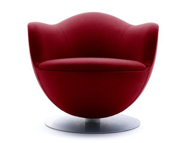 Un fauteuil Dalia par Marcel Wanders pour Cappellini - Milan 2013