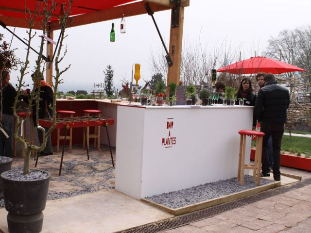 ESAJ Lauréat Jardins en Seine 2013