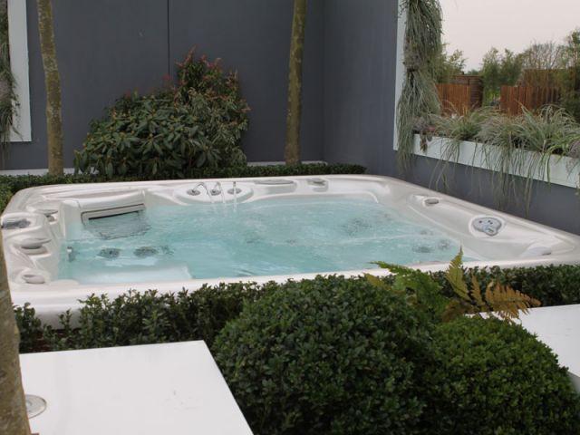 Decolux Garden Lauréat Jardins en Seine 2013 - spa