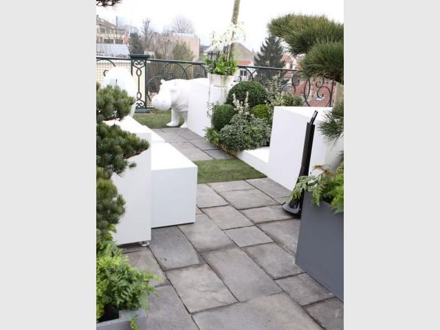 Decolux Garden Lauréat Jardins en Seine 2013