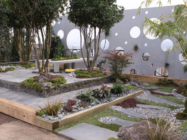 Vanessa Farbos Lauréate Jardins en Seine 2013