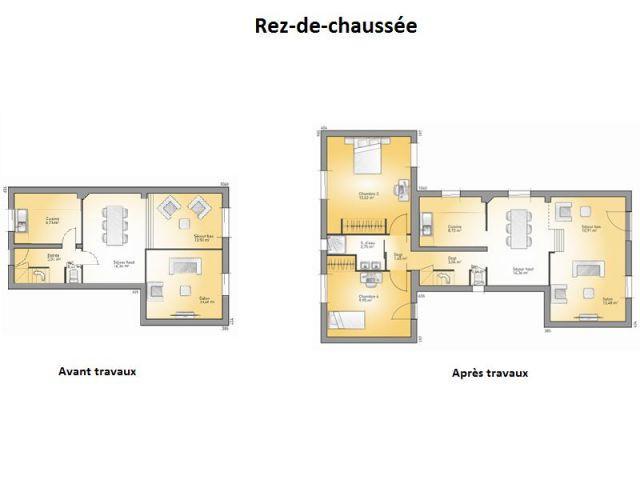 Plus de m², moins de kWh - Rénovert