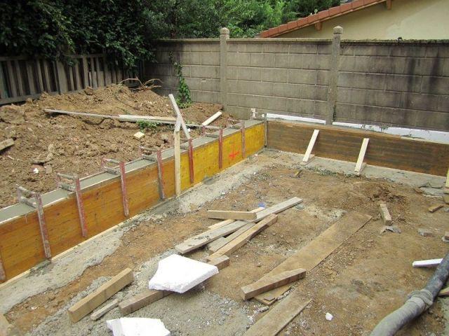 Début des travaux de l'extension - Rénovert