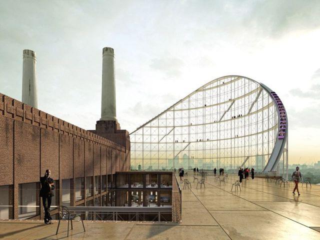 Un projet utopiste ? - roller coaster