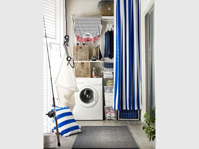 30 coins buanderie astucieux et pratiques. Black Bedroom Furniture Sets. Home Design Ideas