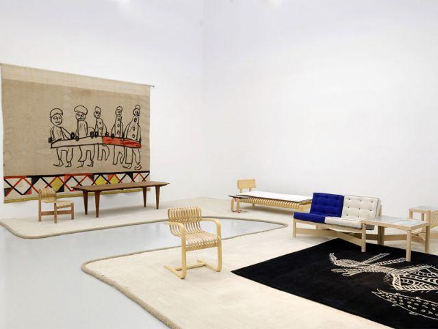 Exposition au Musée d'Art Moderne de Saint-Etienne - Charlotte Perriand
