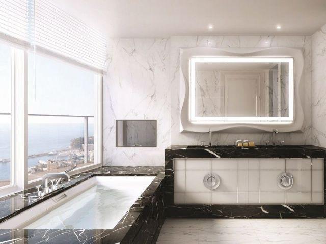 Salle de bain - Tour Odéon