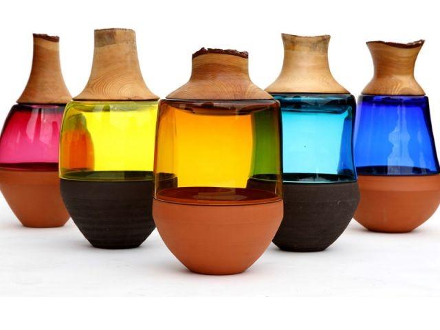 Les vases de Pia Wüstenberg - Thecoolrepublic.com