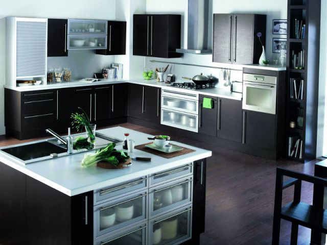 15 cuisines bois au top de la tendance 2013