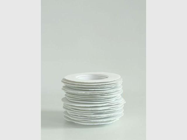 Vase en Porcelaine, Gishin